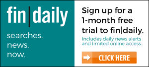 Sign up for a trial to fin|daily today!